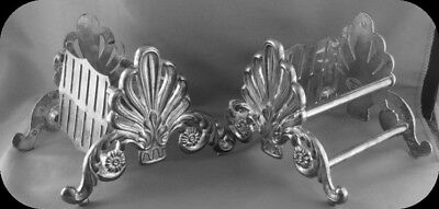 Antique Silver Plate Display Stand 2