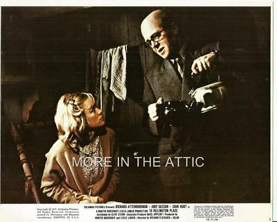 Richard Attenborough Serial Killer Uk Crime 10 Rillington Place Set Of 12 Mini