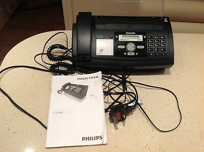 Philips Magic 5 Eco Telephone, Fax, Copier, Sudoku,