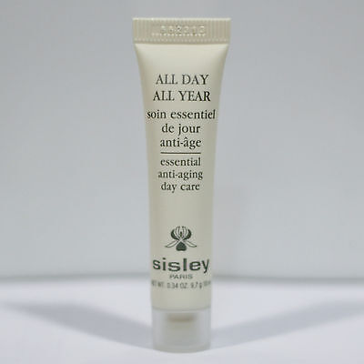 Sisley All Day All Year Essential Anti-Aging Day Care, 10 ml New