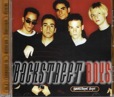 Backstreet Boys - Backstreet Boys (1996 CD) New