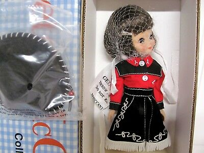 """NRFB 8"""" Betsy Mccall VISITS THE RANCH Doll BMCL1204 NEW+Box! L1"""