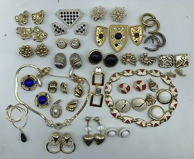 Beautiful Huge Lot of Mostly Vintage Park Lane Costume Jewelry