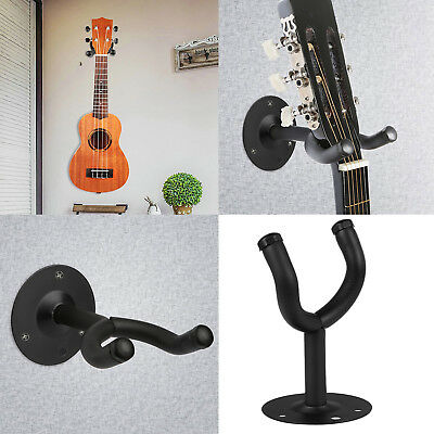 2 3 4 Pack Guitar Hanger Hook Holder Wall Mount Display Acoustic Electric Bass