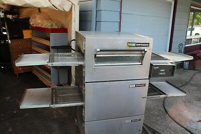 Lincoln Impinger 1132 Pizza Oven Double Stack - 208v 3 phase - Free Shipping
