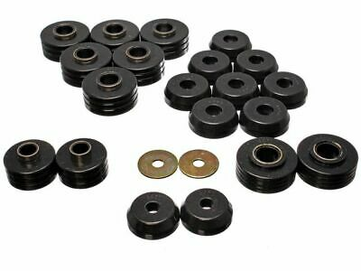 For 1980-1989 Ford Bronco Body Mount Set Energy 16777YM 1983 1986 1987 1988 1981