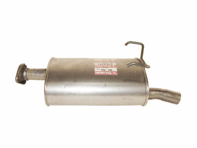 Muffler For 1998-2000 Nissan Frontier RWD 2.4L 4 Cyl 1999 Walker 56018