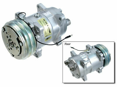 For 1984-1986 Volkswagen Vanagon A/C Compressor 46147MD 1985 New - with Clutch