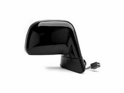 Fit 95-97 Lincoln Town Car Right Side Rear View Mirror Glass Lens F5VY 17K707 A