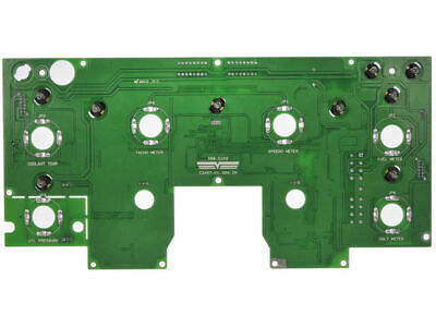 For 1992-2002 International 4900 Instrument Panel Circuit Board Dorman 13452FH