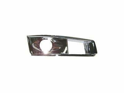 2008-2014 PAIR FITS CADILLAC CTS LEFT AND RIGHT SIDE FOG LIGHT BEZEL CHROME