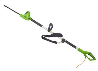 Garden Gear D7490 Telescopic Hedge Trimmer 450W Angle Head NEW Boxed
