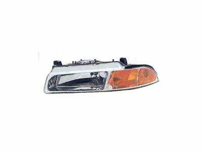 For 1995 2000 Chrysler Cirrus Headlight Embly Left Driver Side 98266sz 1999