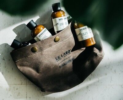 New $76 Le Labo x Soul Cycle Bergamote 22 Travel Kit