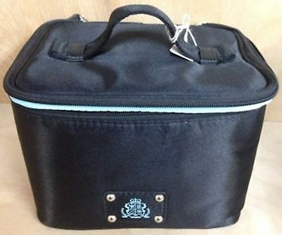 Borghese Royal Beauty Cosmetics Makeup Case Box Train  ** New ** A1