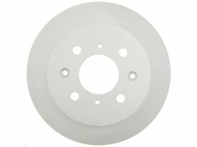 For 1995-2001 Acura Integra Brake Rotor Rear Raybestos 24734ZY 1998 1996 1997