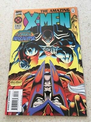 Amazing  X-Men  3  (1995)   NM  9.4  High Grade   Wolverine  Storm  Cyclops