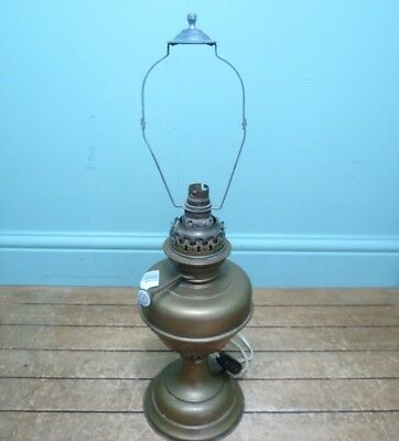 Antique Style Brass Oil Lamp - Spares/Repairs