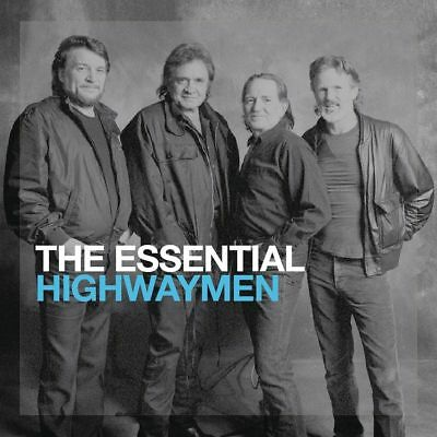 THE HIGHWAYMEN THE ESSENTIAL 2 CD (The Very Best Of / Greatest Hits)