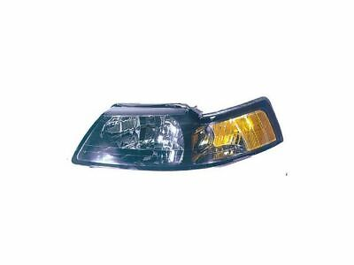 For 2001-2004 Ford Mustang Headlight Assembly Left - Driver Side 67598VX 2002