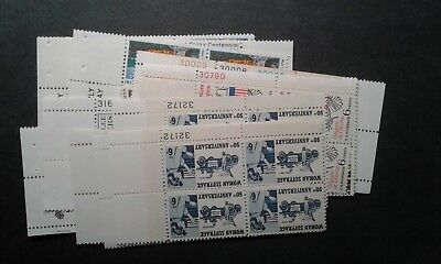 US Postage Lot of 100 6c stamps. Face $6. Selling for $4.50. FREE SHIPPING