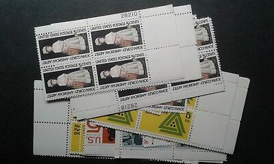 US Postage Lot of 100 5c stamps. Face $5. Selling for $4.25. FREE SHIPPING