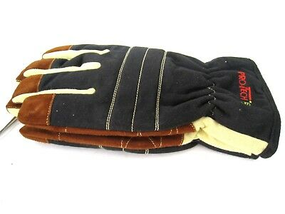 TechTrade Pro-Tech 8 Structural Fire Firefighting Protection & Rescue Gloves 4XL