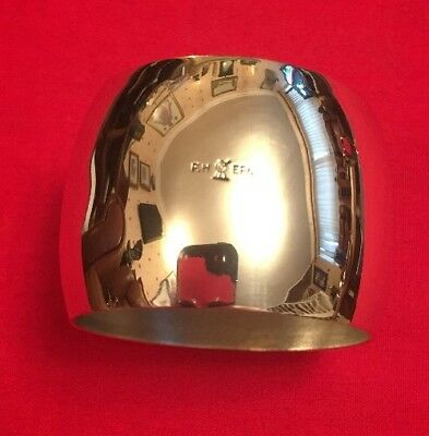 Antique Silver Plated Napkin Ring By Francis Howard c.1880-1899