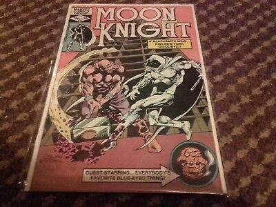 Moon Knight #16 Vol 1 Thing Absorbing Man Apps February 1982