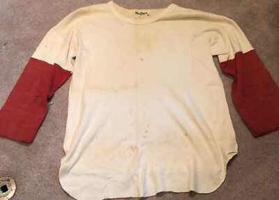 Vintage MacGregor Athletic Football Jersey Rare Made In Usa