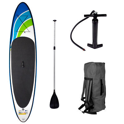 Sup Board Stand Up Paddling Planche de Surf Gonflable Incl. Pagaie Isup 320cm