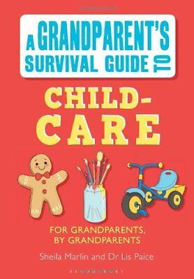 Grandparent's Survival Guide to Child Care New Paperback Book Elisabeth Paice