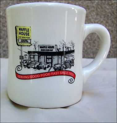 Waffle House Coffee Cup 2012 Edition-Tuxton-Great LOOK