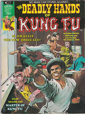 Deadly Hands of Kung Fu   # 3    1974       FN/VF