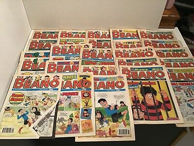 Nice Job Lot Beano Comic Library Booklets