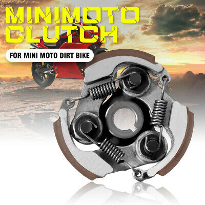 47cc 49cc Mini Moto Centrifugal Clutch For Mini Moto Dirt Bike ATV Quad 3 Shoe