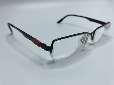 79dc5d0edd23 RAY-BAN 48MM EYEGLASS Frames RB1530 3529 Matte Black Frames Only ...