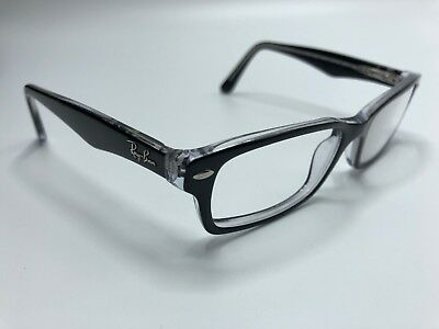 4e70823e60a2 Ray-Ban 48mm Eyeglass Frames RB1530 3529 Matte Black Frames Only 0228