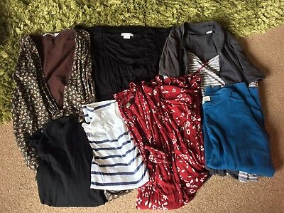Maternity clothes bundle size 12 - 14 inc Next and Mamas and Papas
