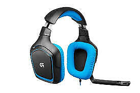 "B-Ware Logitech G430 Surround Sound Gaming Headset ""250985."""
