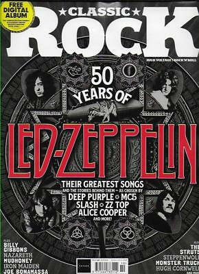 CLASSIC ROCK - October 2018 (NEW)*Post included to UK/Europe/USA/Canada