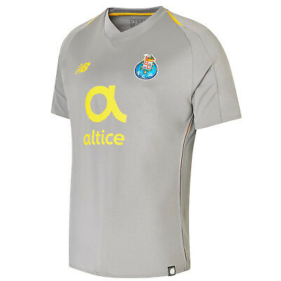 FC Porto Men's Away Replica Short Sleeve T-shirt 2018/19