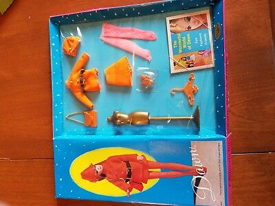Vintage Topper Dawn Doll Fashion Outfit Town n Tailored Mint in Box