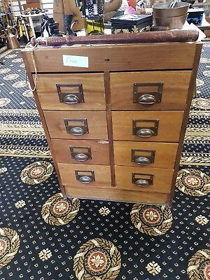 1930's office/filling cabinet wooden