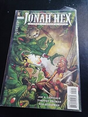 Jonah Hex, riders of the worm and such #5 of 5 July 1995