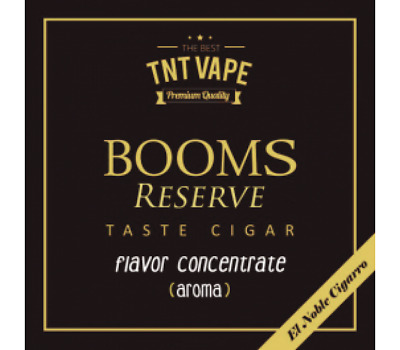 Booms Reserve 10ml