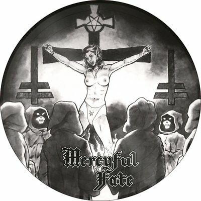 MERCYFUL FATE The Beginning RI PICTURE DISC LP