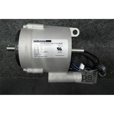 "Kollmorgen PMC5FA-00101-03 320VDC Servomotor 3500RPM, 1.48kW, 3/4"" Shaft Ends"