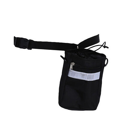 Pet Dogs Waist Bag Treat Pouch Snack Reward Training Carry Pocket Supplies CB
