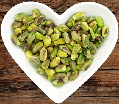 Raw Pistachios Nuts Kernels, Roasted & Salted and Roasted & Unsalted